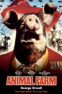 the animal revolution in animal farm a movie by john stephenson George orwell's animal farm portrays the futility of the russian revolution  it  was also made into a tv film version in 1999 directed by john stephenson,.